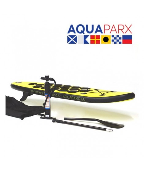 Inflatable surf board...