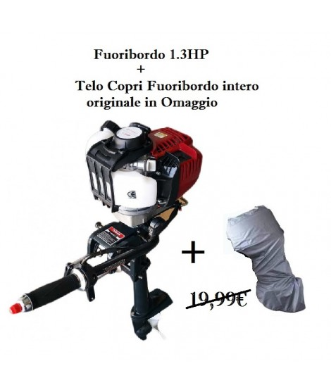 Outboard 1.3 Hp PRO 4 Times...